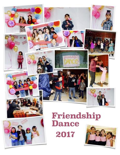 Buchanan Celebrates Friendship!