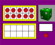 Tens Frame-Learning to ADD/Subtract